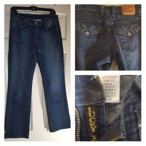 Lucky Brand Neesha Easy Rider Jeans